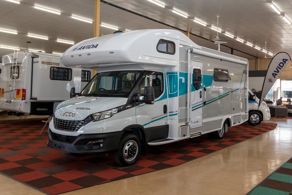 Avida Busselton C7544SL - External