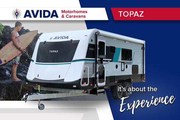Avida Topaz Caravans