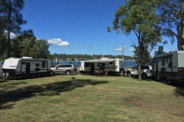 New AMH Caravans