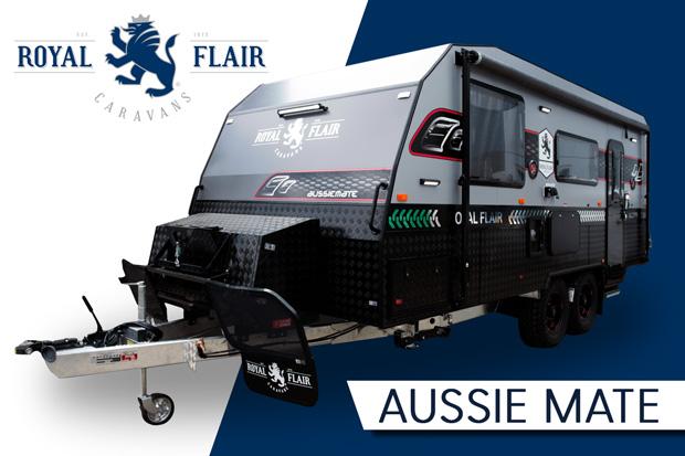 Royal Flair Aussie Mate 4x4