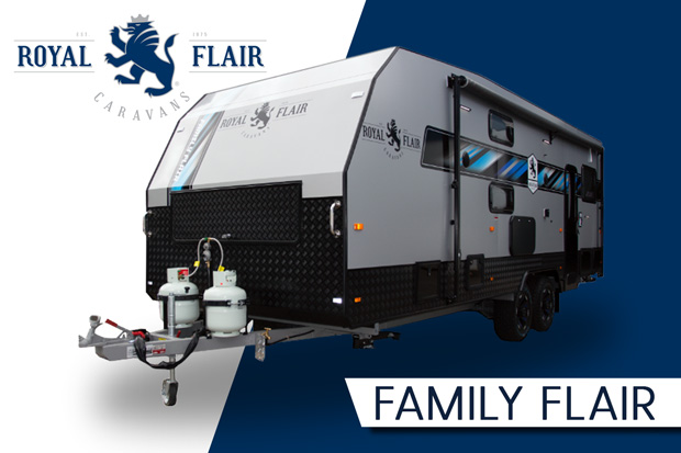 Royal Flair Family Flair