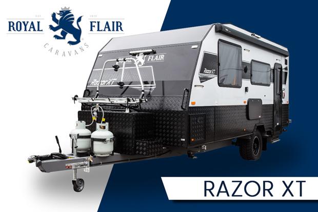 Royal Flair Razor XT