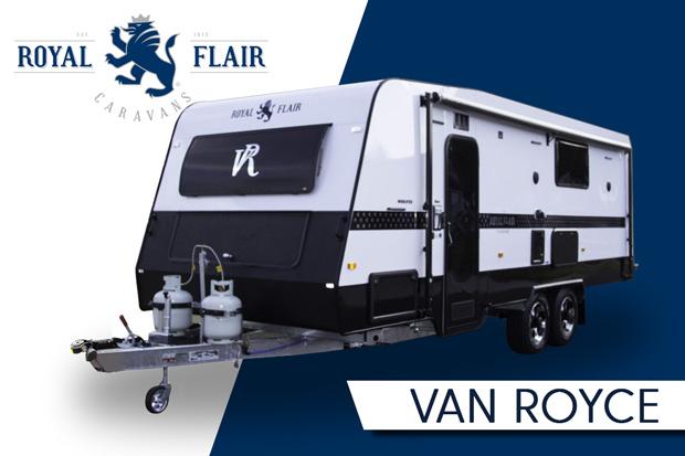 Royal Flair Van Royce