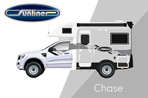 Sunliner Chase Motorhome