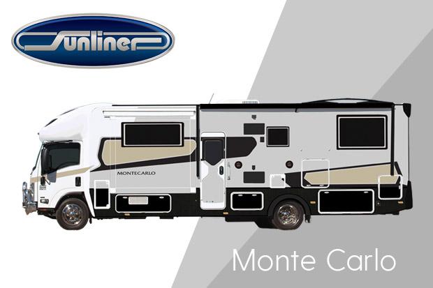Sunliner Monte Carlo Motorhome