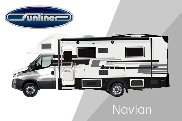 Sunliner Navian Motorhome