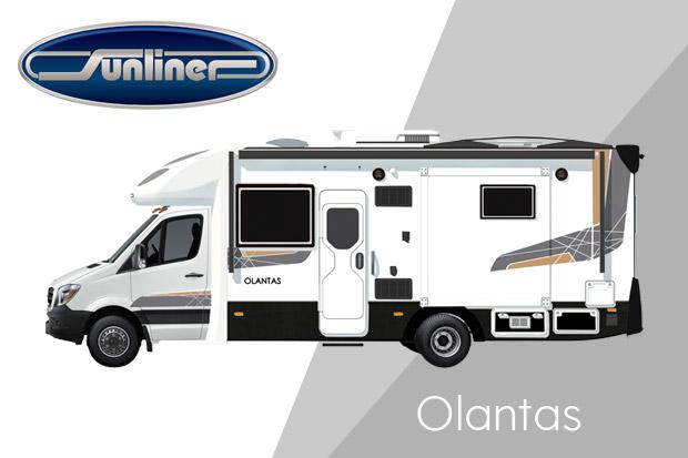 Sunliner Olantas Motorhome