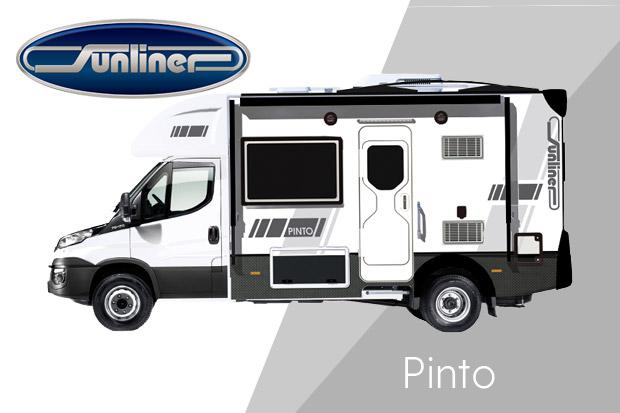 Sunliner Pinto Motorhome