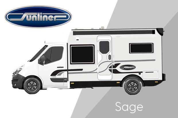 Sunliner Sage Motorhome