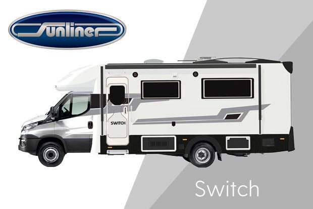 Sunliner Switch Motorhome