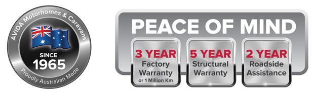 Avida Motorhome Warranty